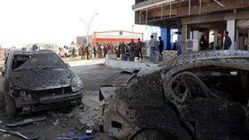 مقتل عراقية وإصابة 10 آخرين في انفجار قنبلة يدوية ببغداد