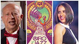 نهى فكري والفرقة الأمريكية «آي سي إكس» تفتتحان مهرجان القاهرة للجاز