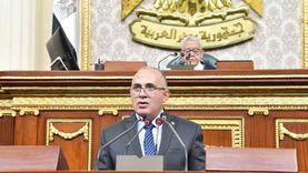 حنفي جبالي يحيل بيان وزير الري للجان البرلمانية المختصة لدراسته