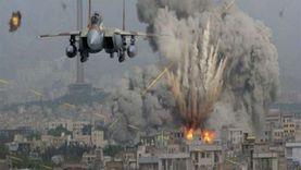 عاجل.. طائرات الاحتلال تشن سلسلة غارات عنيفة على قطاع غزة