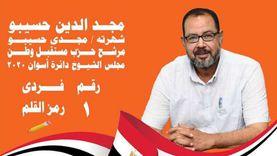 مرشح مستقبل وطن بأسوان يطالب بإنشاء خط سكة حديد لربط مصر بأفريقيا
