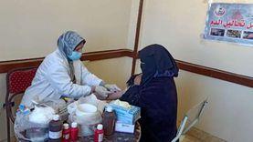 صحة المنيا: فحص 6208 سيدات ضمن مبادرة العناية بصحة الأم والجنين