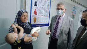 عميد طب بنها: حظر اعتماد التحاليل الطبية الخارجية بالمستشفى الجامعي