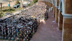 ضبط 340 شيشة في حملات مفاجئة على مقاهي الإسكندرية