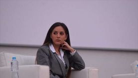 جميلة عوض تتحدث عن دور المرأة الإبداعي في ندوة مهرجان القاهرة