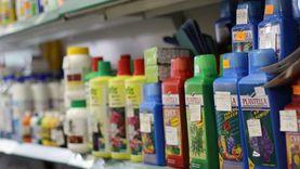 """""""الزراعة"""" تضبط أكثر من 460 ألف عبوة مبيدات غير مصرح بتداولها"""