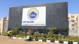 جامعة الملك سلمان بجنوب سيناء تعلن عن أماكن شاغرة في بعض الكليات