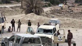 جيش الاحتلال يقصف مواقع إيرانية فى سوريا