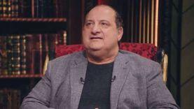 تطورات الحالة الصحية للفنان خالد الصاوي.. دور برد شديد