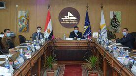 رئيس جامعة دمياط يعلن الموافقة على ملف إنشاء كلية الثروة السمكية