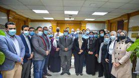 وزيرة الصحة تشكر الشباب على جهودهم في النهوض بالمنظومة الصحية