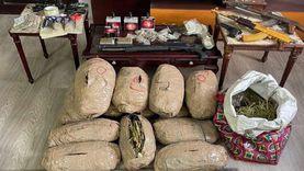 القبض على عاطل وحداد لإتجارهما في المخدرات بكفر الشيخ