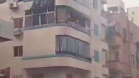 السيطرة على حريق في شقة سكنية ببنها: نشب بسبب احتراق الطعام