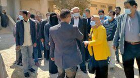 وكيل «صحة سوهاج» تشهد تسليم وإسناد مستشفى دار السلام المركزي