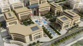 مقر الحكومة في العاصمة الإدارية.. صرح عالمي على أرض مصرية