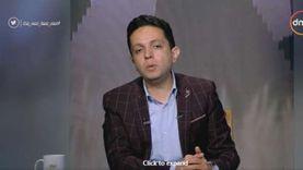 أحمد فايق عن كورونا: الخوف الحقيقي في الشتاء المقبل