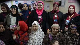 """استقالة أمينة المرأة بحزب مستقبل وطن بالغربية لـ""""ظروف خاصة"""""""