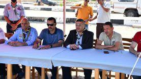انطلاق الدورة الرسمية لتأهيل مساعدي قادة الوحدات بجامعة قناة السويس