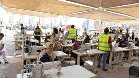 """50 مشروعاً من """"الأورمان"""" للحد من الهجرة غير الشرعية بالمنيا"""