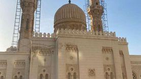 مقاول يتبرع بـ2 مليون جنيه ويتولى ترميم مسجد «العوام» في مطروح «صور»