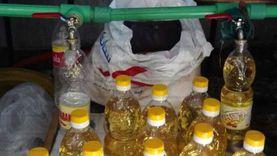 ضبط صاحب مخزن يبيع «زيت طعام فاسد» لمطاعم الإسكندرية