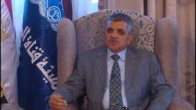 رئيس هيئة قناة السويس يرجح انتهاء تحقيقات السفينة الجانحة الخميس