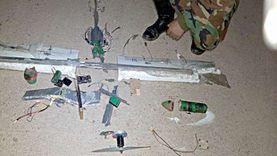 الجيش اليمني يعلن إسقاط طائرة حوثية مفخخة وتحرير مواقع شرق صنعاء