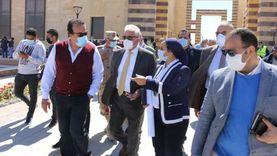 وزير التعليم العالي يتفقد استعدادات جامعة الملك سلمان للعام الجديد
