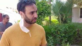 """الفنان أحمد الشامي : """"مبفوتش أي انتخاب.. وحاضر بكمامتي وكحولي"""""""