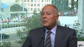 أحمد أبو الغيط: عقد القمة العربية بالجزائر حضوريا في مارس المقبل