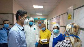 القليوبية تسجل 43 حالة إصابة بكورونا أمس.. بينهم 3 من خارج المحافظة