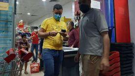 تحرير 31 محضر مخالفة لقرار مواعيد الغلقبالبحيرة