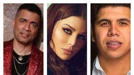 هيفاء وهبي تنافس عمر كمال وحسن شاكوش في عدد المشاهدات