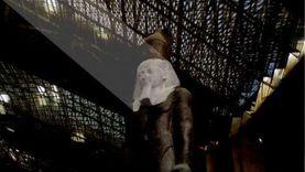 أحفاد الفراعنة يعيدون تعامد الشمس على وجه رمسيس بالمتحف المصري