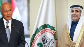 البرلمان العربي يُهنئ أبوالغيط بالتجديد له أمينا عاما للجامعة العربية