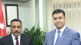 محافظ مطروح يبحث مع وزير الزراعة الأردني تنمية المراعي (صور)