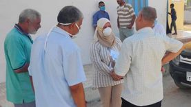 نائب محافظ مطروح تزور دار الأيتام وتستمع لمطالبهم