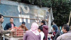 تحرير 19 محضرا لعدم ارتداء الكمامة الواقية في دمياط