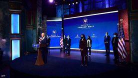 بايدن أثناء الإعلان عن فريق إدارته: أمريكا جاهزة لقيادة العالم