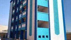 محافظ أسيوط: استلام مدرسة إعدادية جديدة وجناح توسع لتقليل الكثافات