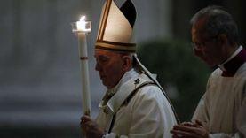 عاجل.. بابا الفاتيكان يغادر روما متوجها إلى بغداد