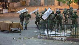 عاجل.. استشهاد فلسطيني برصاص الاحتلال بزعم محاولته تنفيذ عملية طعن
