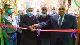 افتتاح مسجد «المستشار لاشين إبراهيم» بمسقط رأسه في بنها