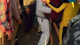إصابة 24 عاملا في حادث انقلاب أوتوبيس غرب الإسكندرية