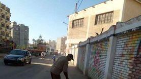 """""""ميت أبو غالب"""" ترفع درجة الاستعداد القصوى تأهبا للانتخابات في دمياط"""