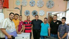 الكنيسة الأسقفية تستكمل أنشطة «معا من أجل تنمية مصر» بالإسكندرية