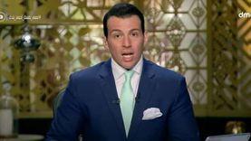 رامي رضوان ينعى أمير الكويت: له مواقف كثيرة لدعم مصر
