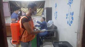 استمرار توافد المواطنين على لجان انتخابات مجلس الشيوخ بالسيدة زينب