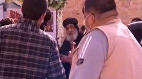 اليوم.. مراسم الاحتفال باليوبيل الذهبي للبابا كيرلس بدير مارمينا