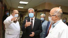 بشرة خير.. معهد الكبد القومي بالمنوفية يسجل صفر إصابات بكورونا